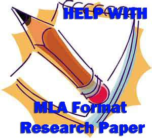 Steps to writing a research paper using mla format